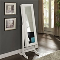 Home > Accents > Jewelry Armoires & Boxes > Modern Jewelry Armoire Full Lengt
