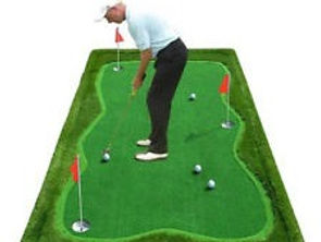 putting green rental