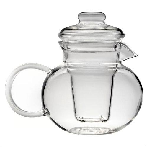 Home > Kitchen > Teapots > Borosilicate Glass Stovetop Safe Teapot with Glass