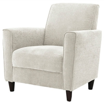 Home > Living Room > Accent Chairs > Contemporary Upholstered Arm Chair with