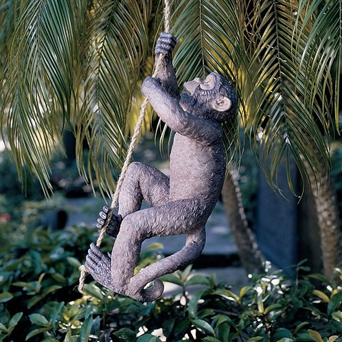 Home > Outdoor > Outdoor Decor > Garden Statues > Outdoor Monkey Garden Statu