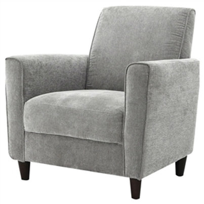 Home > Living Room > Accent Chairs > Modern Upholstered Arm Chair with Premiu