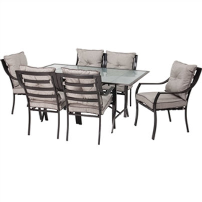 Home > Outdoor > Outdoor Furniture > Patio Furniture Sets > 7-Piece Outdoor P