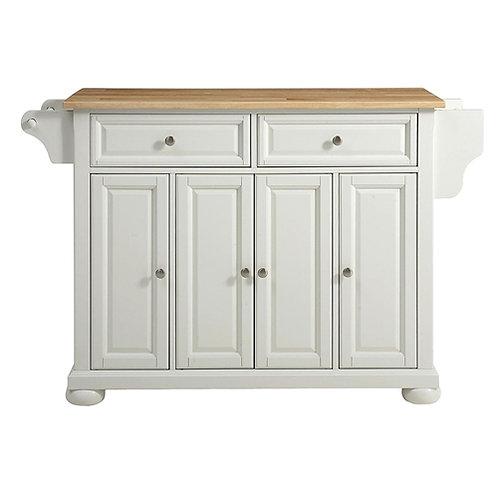 Home > Kitchen > Utility Tables & Workbenches > White Kitchen Island Storage
