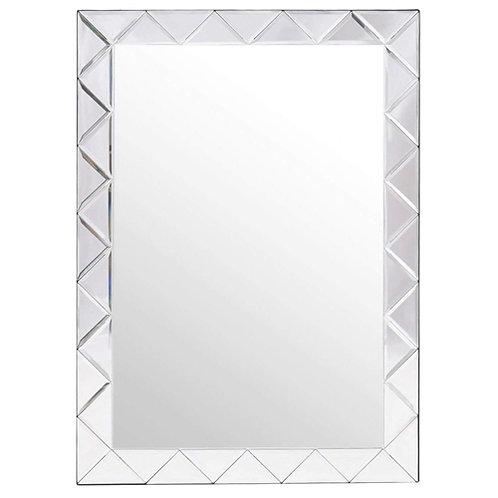 Home > Bathroom > Bathroom Mirrors > Modern Rectangle 30 x 21 inch Beveled Ba