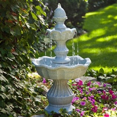 Home > Outdoor > Outdoor Decor > Outdoor Fountains > 2-Tier Outdoor Fountain