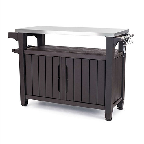 Home > Outdoor > Outdoor Furniture > Patio Tables > Outdoor Grill Party Caste