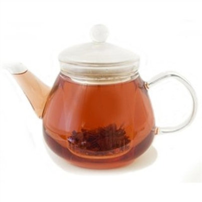 Home > Kitchen > Teapots > Stovetop Safe Glass Teapot Water Boiler Kettle wit