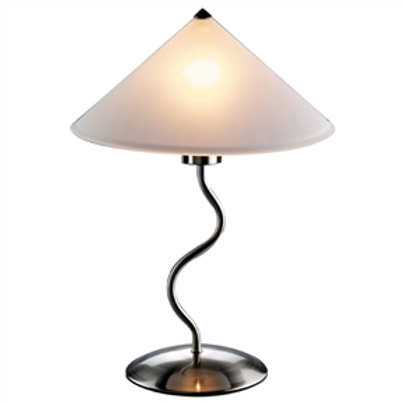 Home > Lighting > Table Lamps > Modern 19-inch Table Light Touch Lamp with Fr