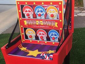 school carnival rental