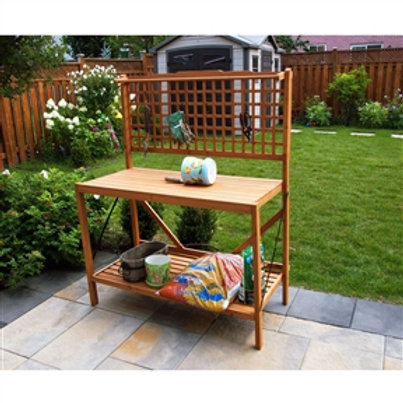 Home > Outdoor > Gardening > Potting Benches > Foldable Potting Bench Home Ga