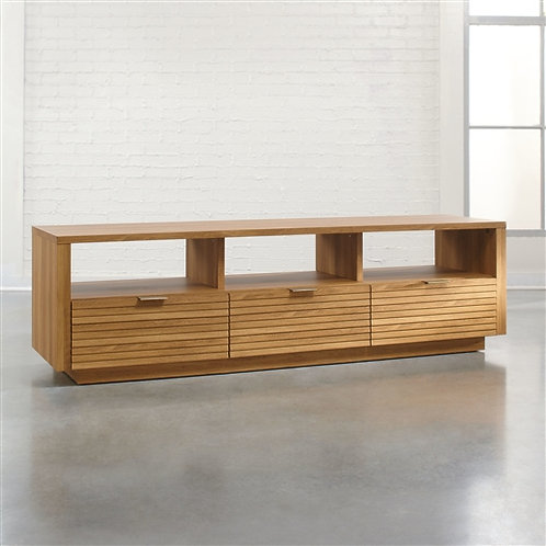 Home > Living Room > TV Stands and Entertainment Centers > Modern Light Oak F
