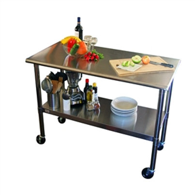Home > Kitchen > Utility Tables & Workbenches > 2ft x 4ft Stainless Steel Top