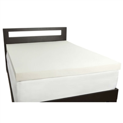 Home > Bedroom > Mattress Toppers > King size 4-inch Thick Memory Foam Mattre