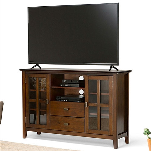Home > Living Room > TV Stands and Entertainment Centers > Medium Brown Wood