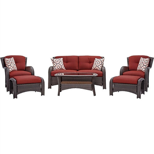 Home > Outdoor > Outdoor Furniture > Patio Furniture Sets > Brown Resin Wicke