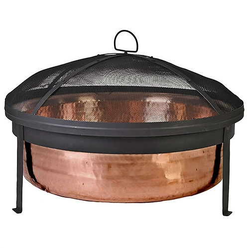 Home > Outdoor > Outdoor Decor > Fire Pits > Solid 100-Percent Copper Fire Pi