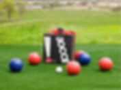 bocce set rental