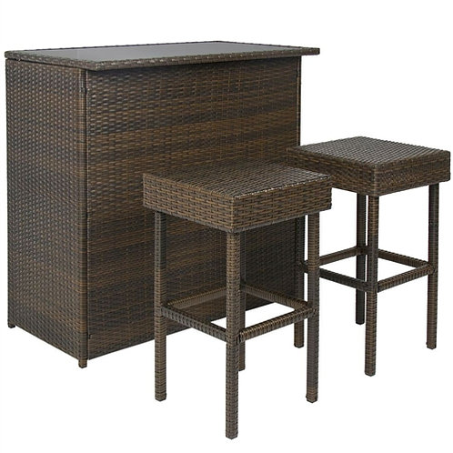 Home > Outdoor > Outdoor Furniture > Patio Furniture Sets > Outdoor 3-Piece P
