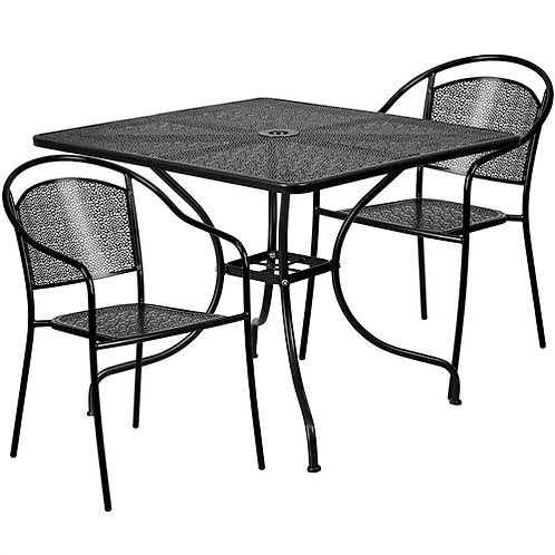 Home > Outdoor > Outdoor Furniture > Patio Furniture Sets > Light Grey Steel