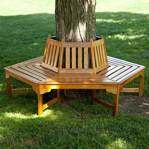 Home > Outdoor > Outdoor Furniture > Garden Benches > Hexagonal Outdoor Tree