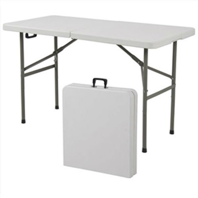 Home > Office > Folding Tables > Multipurpose 4-Foot Center Folding Table wit