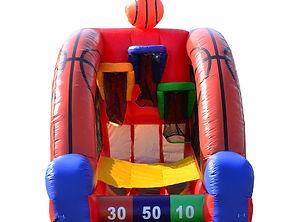 inflatble basketball