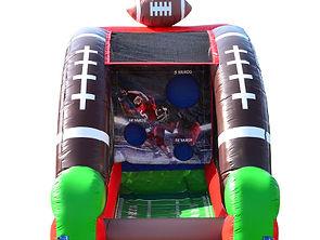 inflatble football