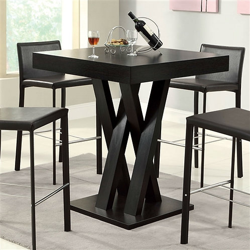 Home > Dining > Dining Tables > Modern 40-inch High Square Dining Table in Da