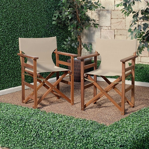 Home > Outdoor > Outdoor Furniture > Patio Chairs > Set of 2 - Outdoor Patio