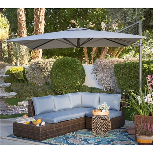 Home > Outdoor > Outdoor Furniture > Patio Umbrella > Square 8.5-Ft Offset Pa