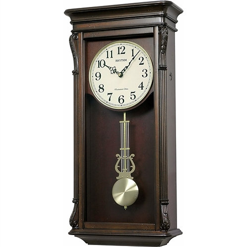 Home > Accents > Clocks > Melodies Wall Clock with Automatic Nighttime Melody