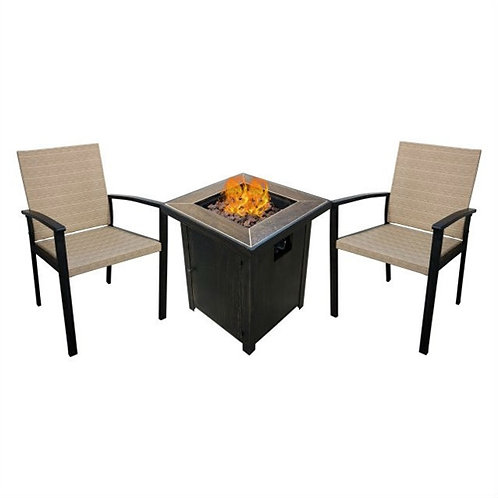 Home > Outdoor > Outdoor Furniture > Patio Furniture Sets > 3-Piece Antique B