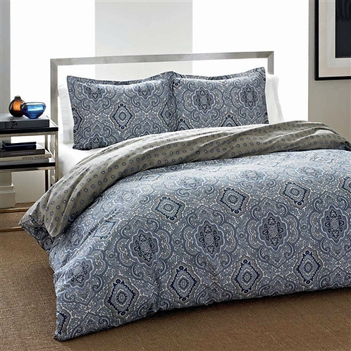 Home > Bedroom > Comforters and Sets > King 3-Piece Cotton Comforter Set with