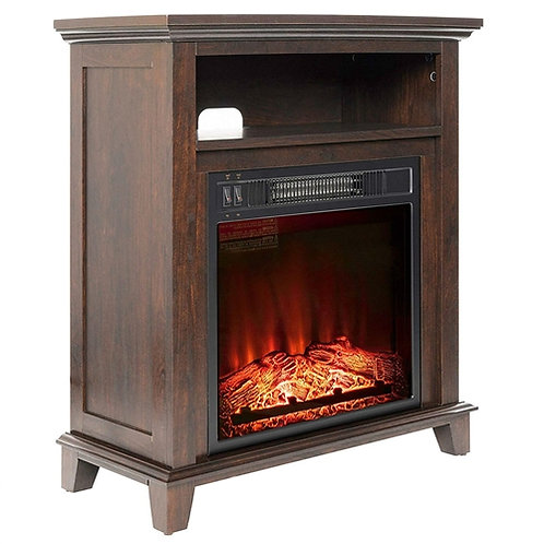 Home > Accents > Electric Fireplaces > Freestanding Electric Fireplace Heater