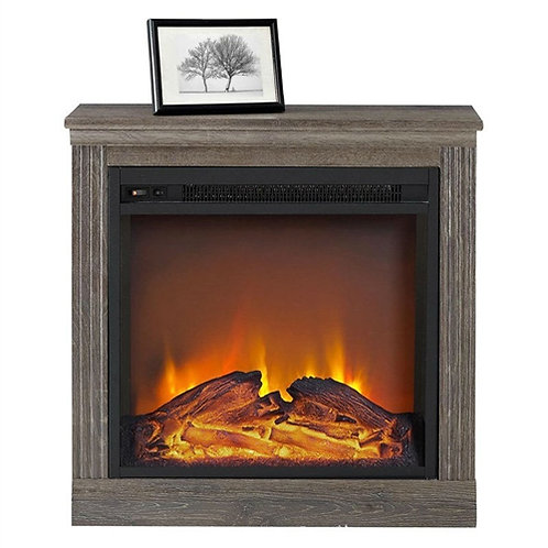 Home > Accents > Electric Fireplaces > Ventless Electric Fireplace in Espress