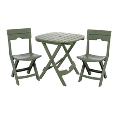 Home > Outdoor > Outdoor Furniture > Patio Furniture Sets > 3-Piece Fast Fold