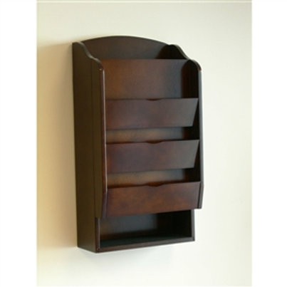 Home > Office > Letter Holders > Door / Wall Mount Organizer Letter Holder Ma