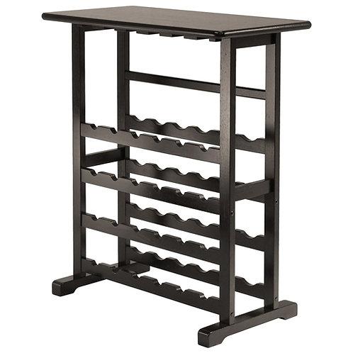 Home > Kitchen > Wine Racks and Coolers > Floor-Standing Dark Espresso Brown