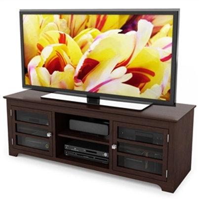 Home > Living Room > TV Stands and Entertainment Centers > Dark Espresso TV S