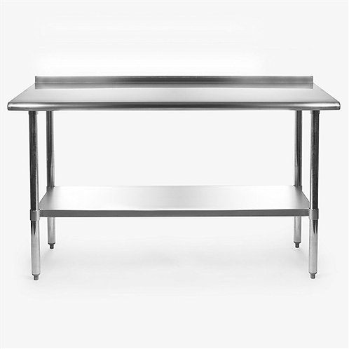 Home > Kitchen > Utility Tables & Workbenches > Stainless Steel 60 x 24 inch