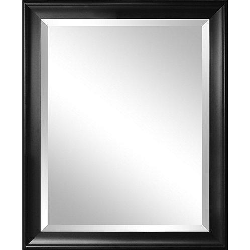 Home > Bathroom > Bathroom Mirrors > Beveled Glass Bathroom Wall Mirror with