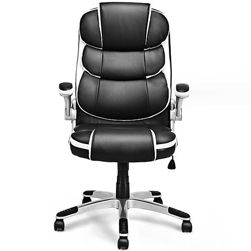 Home > Office > Office Chairs > Black High Back Executive Swivel Office Chair