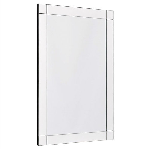 Home > Bathroom > Bathroom Mirrors > Frameless 35 x 24 inch Rectangle Bathroo