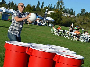 beer pong giant rental
