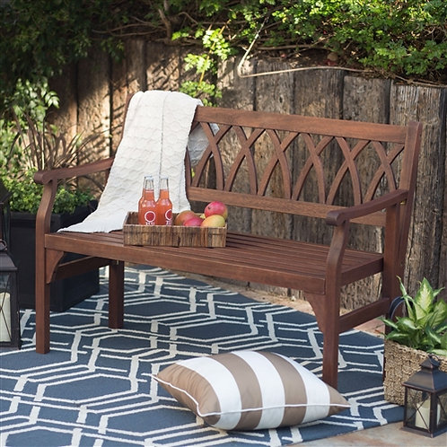 Home > Outdoor > Outdoor Furniture > Garden Benches > 4-Ft Outdoor Garden Ben