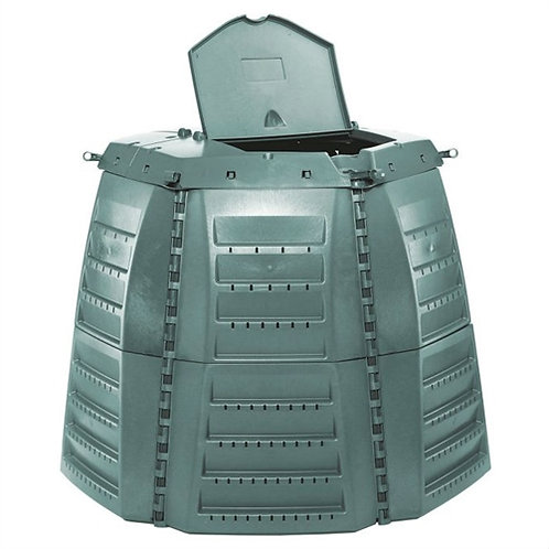 Home > Outdoor > Gardening > Compost Bins > Green Recycled Plastic 267 Gallon