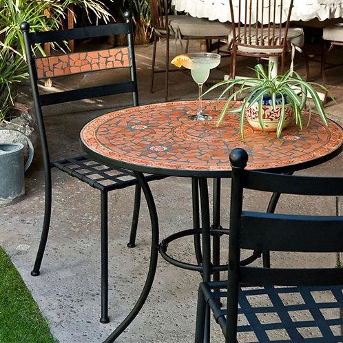 Home > Outdoor > Outdoor Furniture > Patio Furniture Sets > 3-Piece Black Met