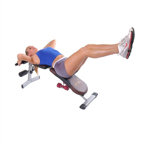 Home > Accents > Fitness Equipment > Adjustable 4-Position Incline Decline Fl