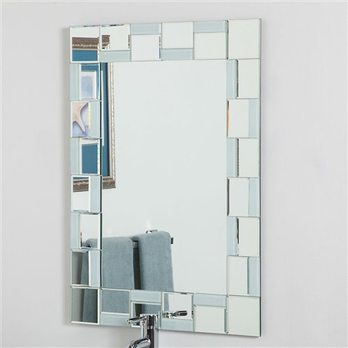 Home > Bathroom > Bathroom Mirrors > Contemporary 31.5 x 23.6 inch Rectangle